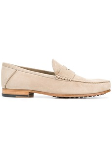 Tod's classic penny loafers - Nude & Neutrals