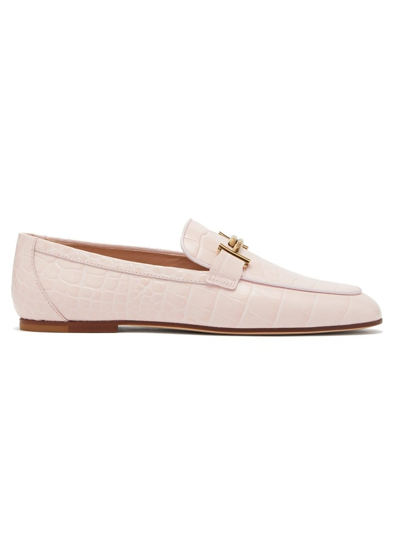 c1cb137b574 SALE! Tod s Tod s Double T leather loafers