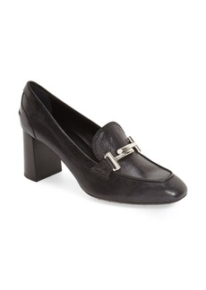 Tod's 'Double T' Loafer Pump (Women)  (Nordstrom Exclusive)