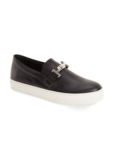Tod's 'Double T' Platform Slip-On Sneaker (Women)  (Nordstrom Exclusive)