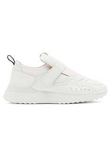 Tod's Exaggerated-sole leather trainers