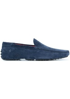 Tod's for Ferrari driving shoes