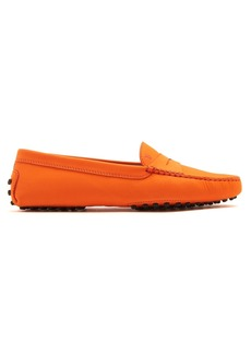Tod's Gomma leather loafers