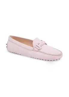 Tod's Gommini Covered Double T Loafer (Women)