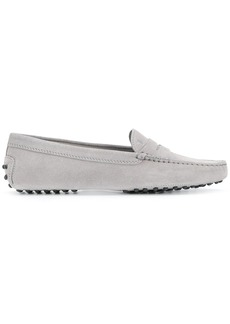 Tod's Gommini Mocassino loafers - Grey