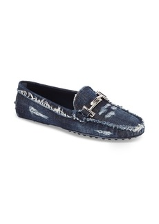 Tod's Gommino Double T Loafer (Women)