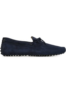 Tod's 'Gommino' driving shoes - Blue