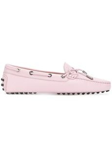 Tod's Gommino loafers - Pink & Purple