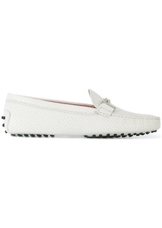 Tod's Gommino loafers - White
