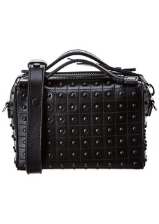 Tod's Gommino Micro Leather Camera Bag