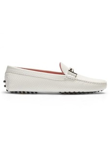 Tod's Gommino T-bar leather loafers