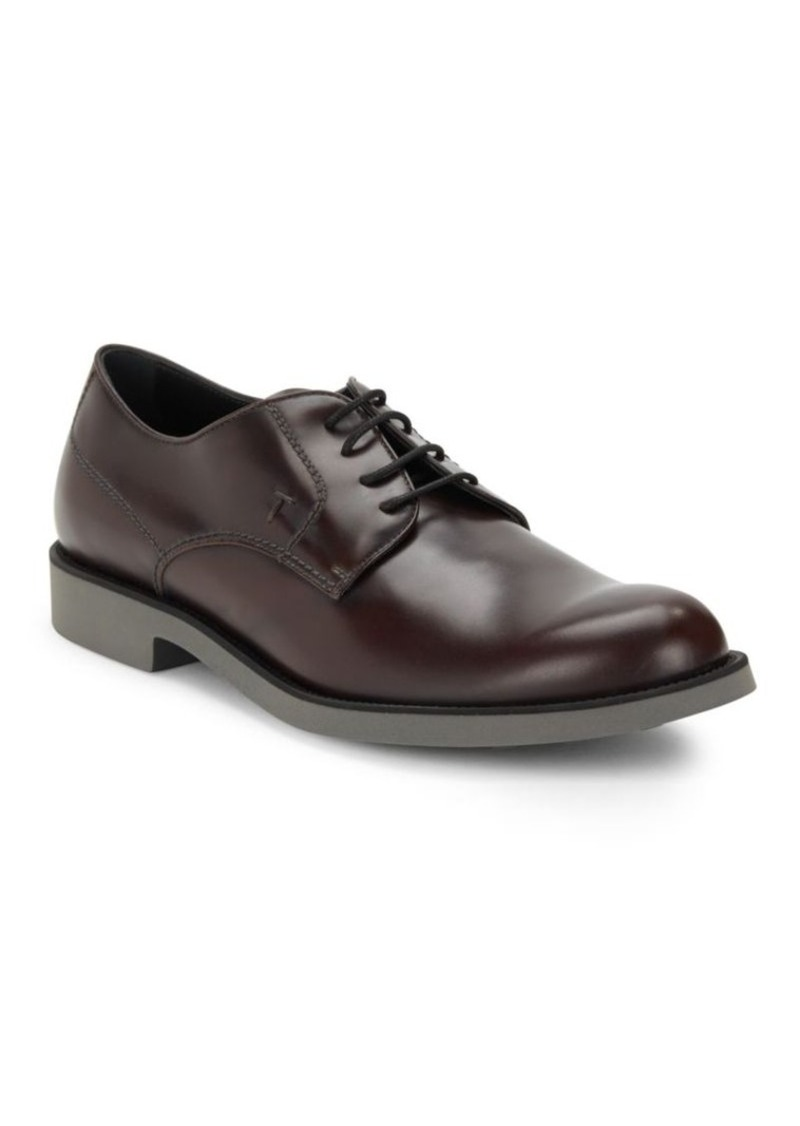 Tod's Italian Leather Dress Shoes