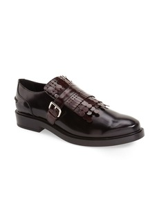 Tod's Kiltie Fringe Oxford (Women) (Nordstrom Exclusive)