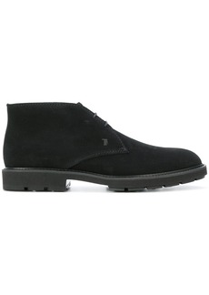 Tod's lace-up boots - Black