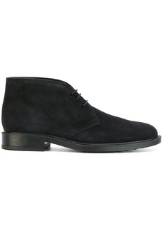 Tod's lace-up boots - Blue