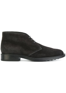 Tod's lace-up boots - Grey
