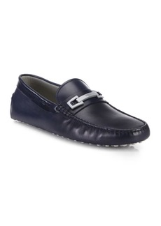 Tod's Leather Bit Drivers