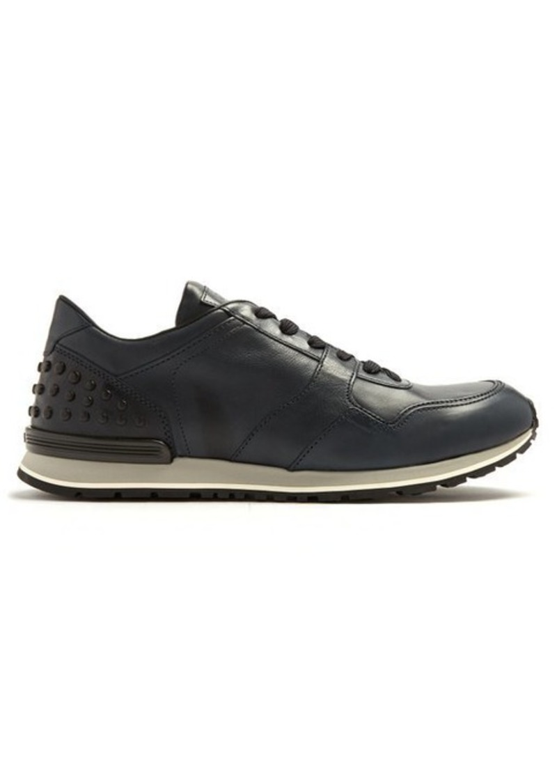 Low-top leather trainers Tod's g7BAhz