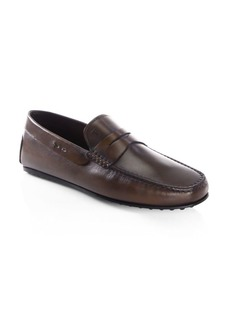 Tod's Men's City Gommini Leather Drivers