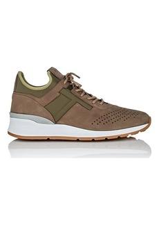Tod's Men's Nubuck & Neoprene Sneakers