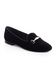 Tod's Mini Double T Loafers