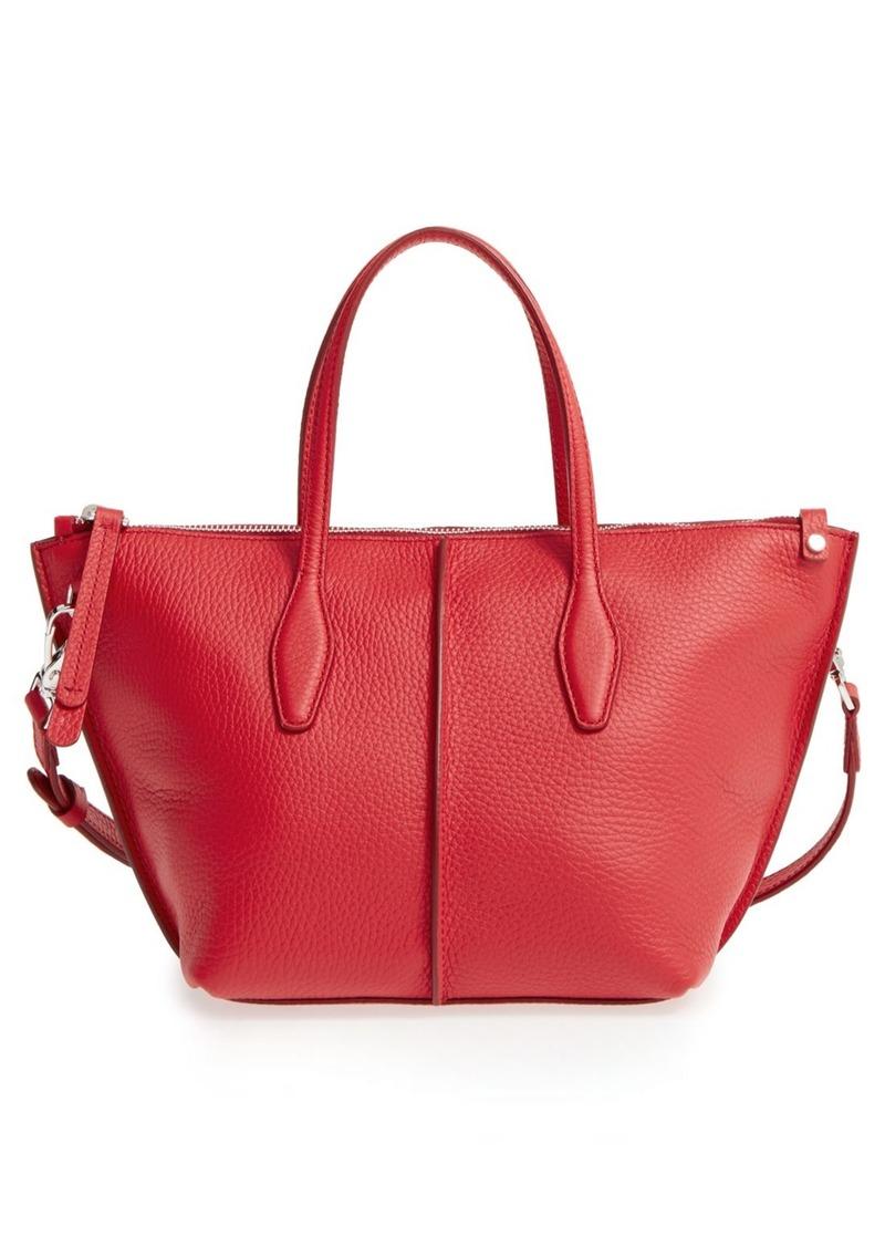651f6d22d1 Tod's Tod's Mini Joy Leather Crossbody Bag | Handbags