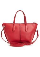 Tod's Mini Joy Leather Crossbody Bag
