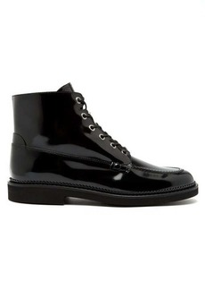 Tod's Patent-leather ankle boots