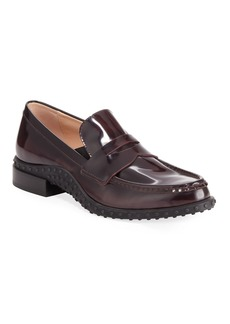 Tod's Patent Leather Penny Loafer