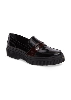 TOD'S Penny Creeper Loafer (Women)