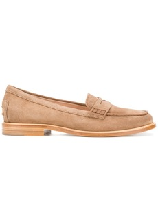 Tod's penny loafers - Nude & Neutrals