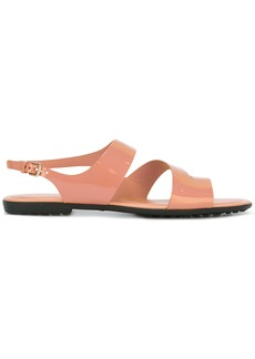 Tod's sling-back sandals - Nude & Neutrals