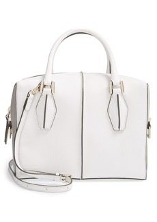 Tod's 'Small D-Cube' Bauletto Satchel