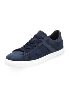 Tod's Suede Lace-Up Sport Sneaker
