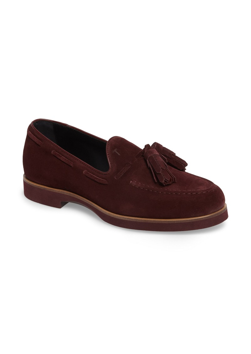 2a004b023c Tod's Tod's Tassel Loafer (Women) | Shoes
