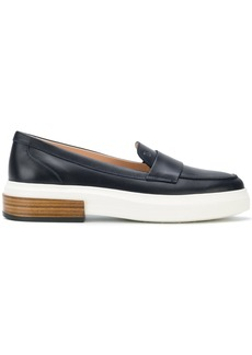 Tod's Traversina loafers - Blue
