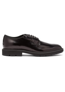 Tod's Tread-sole leather derby shoes