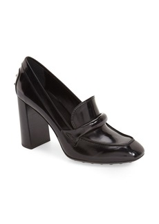 Tod's 'Tubular' Loafer Pump (Women)