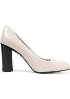 Tod's Woman Leather Pumps Cream