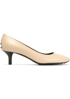 Tod's Woman Leather Pumps Neutral