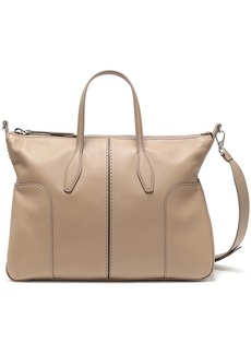 Tod's Woman Leather Tote Mushroom