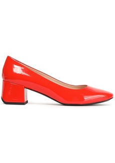 Tod's Woman Patent-leather Pumps Tomato Red