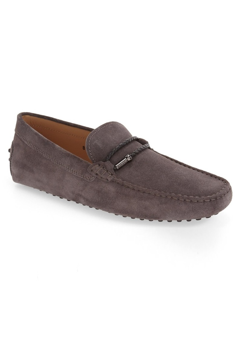 Tod's 'Morsetto Gommini' Driving Moccasin (Men)