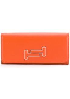 Tod's TT continental wallet