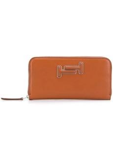 Tod's TT zip wallet