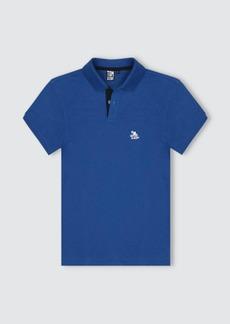 Tom & Teddy True Blue Polo Shirt - S - Also in: L, M, XL, XXL