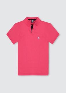 Tom & Teddy Raspberry Polo Shirt - L - Also in: S, M, XL, XXL