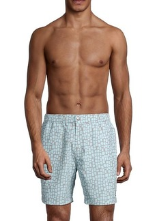 Tom & Teddy Printed Swim Shorts