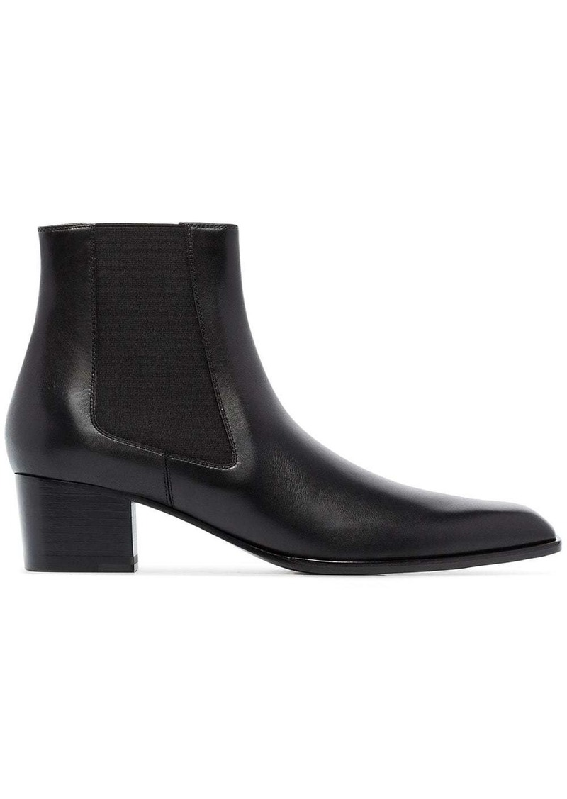 Tom Ford 45mm leather ankle boots