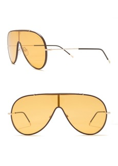 Tom Ford 48mm Metal Aviator Sunglasses